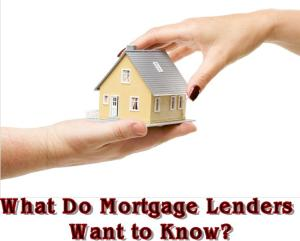 MORTGAGE INFORMATION FOR HOME BUYERS, LENDING CRITERIA FOR MORTGAGES