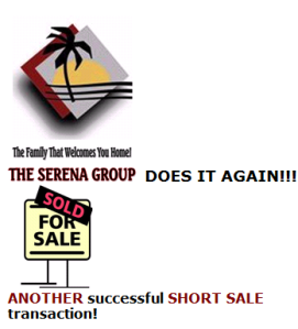 Bradenton Short Sale Agents Another Successful Short