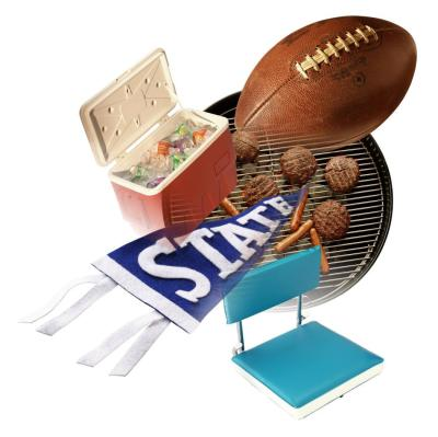 tailgating, football, tips, ideas, recipes, information